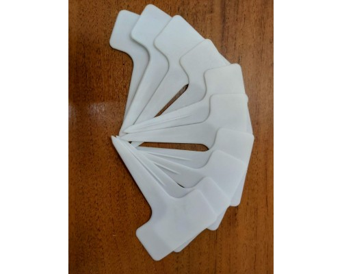 Набор табличек 10шт для комнатных растений,пластик, цена 125р